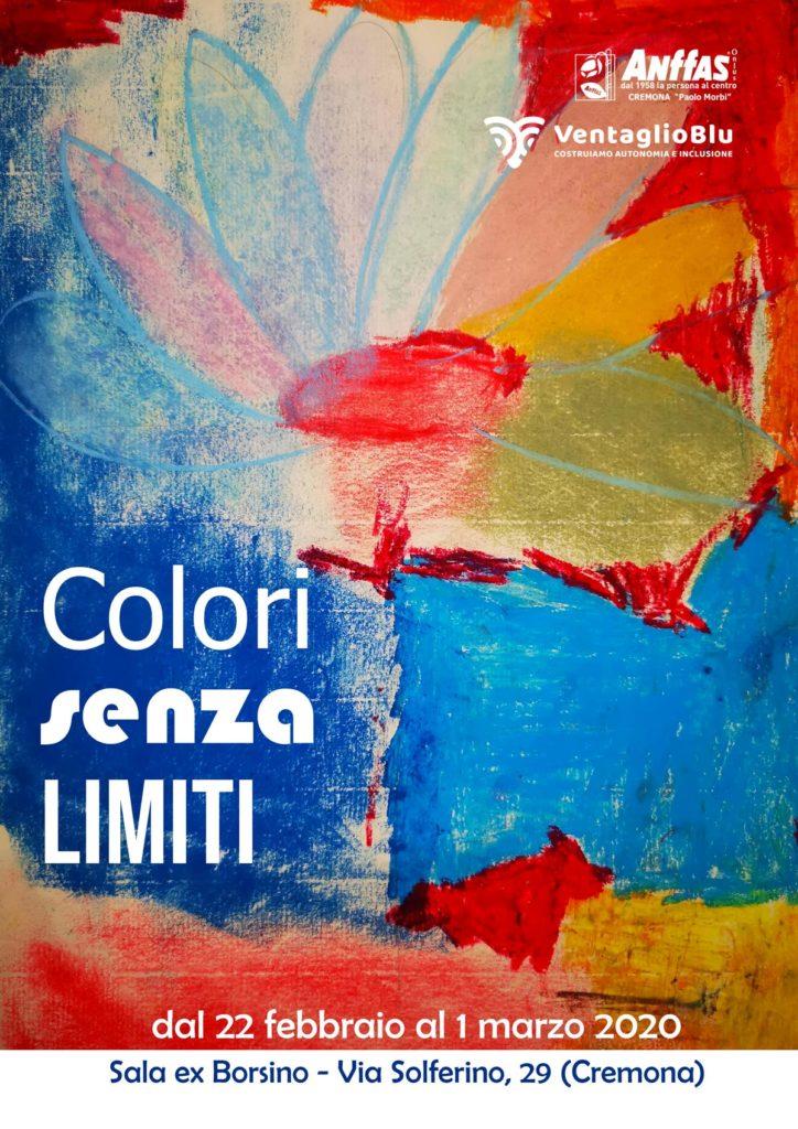 Arriva a Cremona la mostra Colori Senza Limiti
