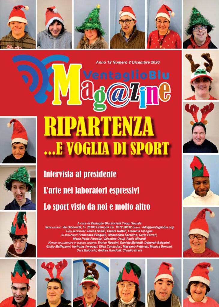 E' online il numero natalizio del nostro magazine!