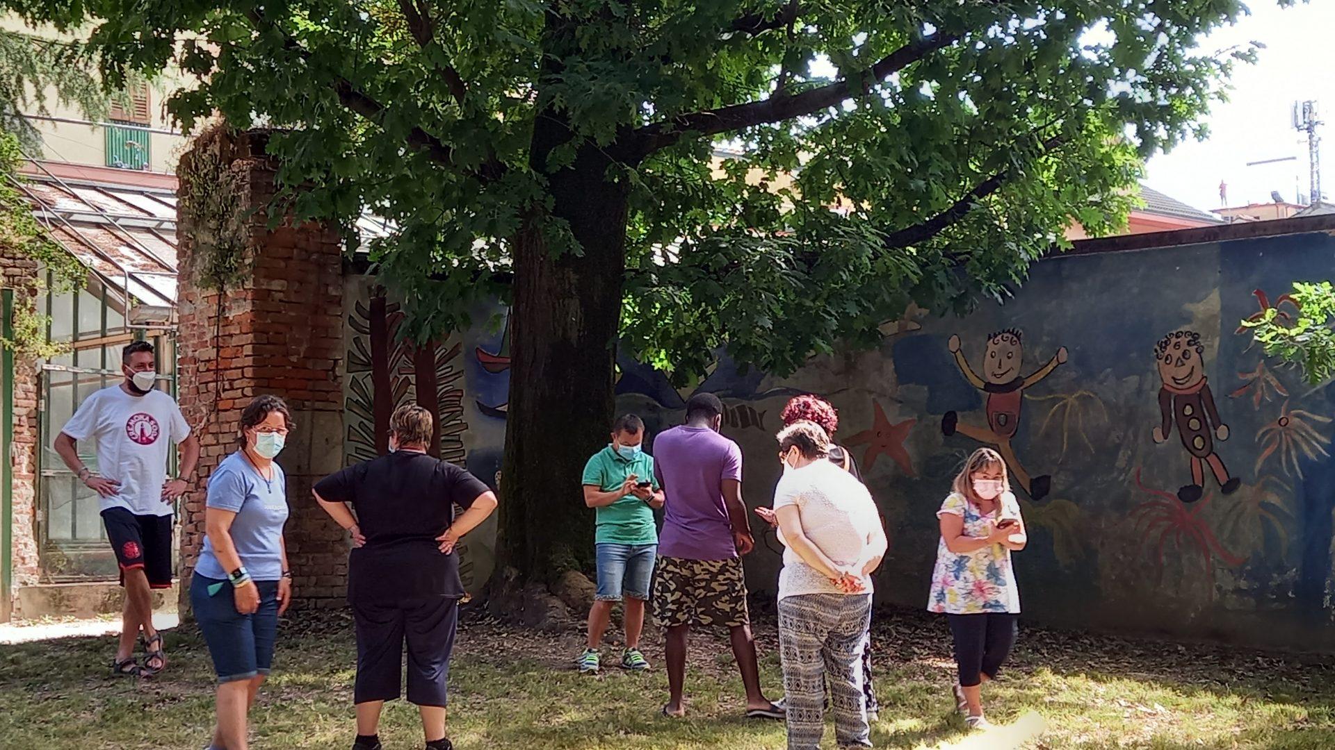 La street art inclusiva racconta la storia di un gioiello di Cremona